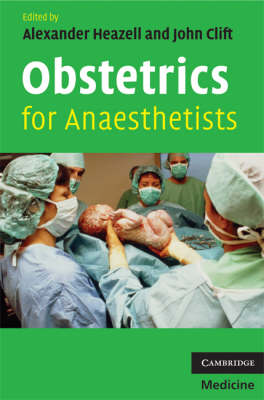 Obstetrics for Anaesthetists (Paperback)