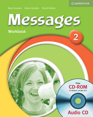 Messages 2 Workbook with Audio CD/CD-ROM