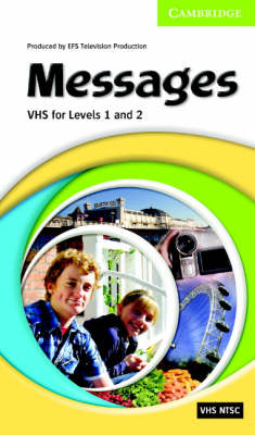 Messages Levels 1 and 2 Video VHS NTSC and Activity Booklet: Levels 1 & 2