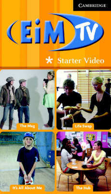 English in Mind Starter Level VHS Video (PAL) and Activity Booklet: Starter level