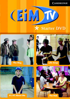 English in Mind Starter Level DVD (PAL/NTSC) and Activity Booklet: Starter level
