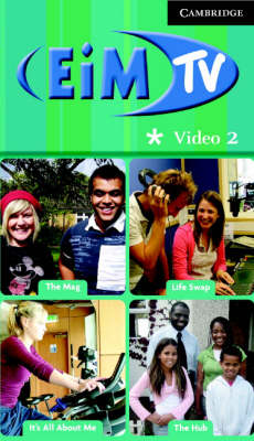 English in Mind Level 2 VHS Video (PAL) and Activity Booklet: Level 2