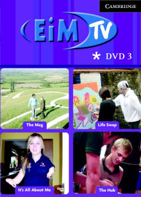 English in Mind Level 3 DVD (PAL/NTSC) and Activity Booklet: Level 3