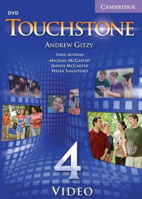Touchstone Level 4 DVD (DVD video)
