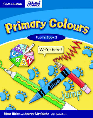 Primary Colours Level 2 Pupil's Book Gulf Edition: Level 2 (Paperback)
