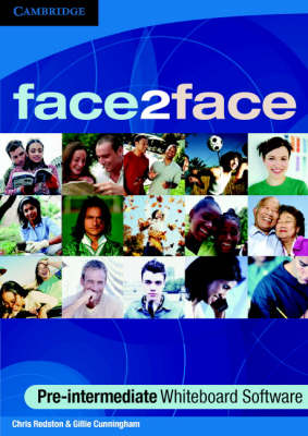 Face2face Pre-intermediate Whiteboard Software Single Classroom (CD-ROM)