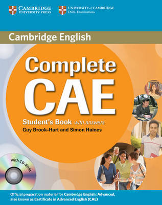 Complete CAE Student's Book with Answers with CD-ROM - Complete