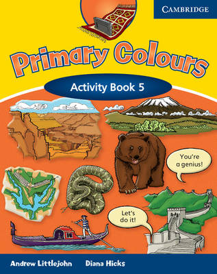 Primary Colours Level 5 Activity Book (Paperback)