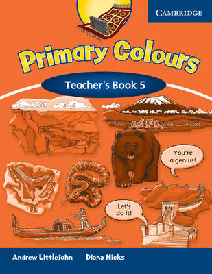 Primary Colours Level 5 Teacher's Book (Paperback)