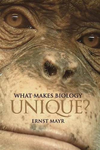 What Makes Biology Unique?: Considerations on the Autonomy of a Scientific Discipline (Paperback)