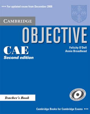 Objective CAE Teacher's Book - Objective (Paperback)