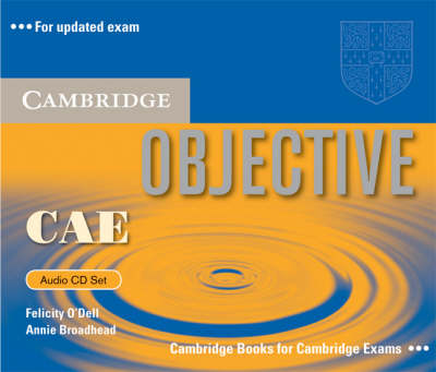 Objective CAE Audio CD Set (3 CDs) - Objective (CD-Audio)