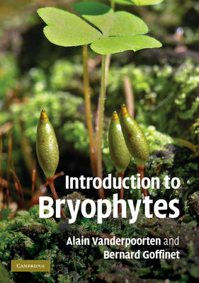 Introduction to Bryophytes (Paperback)