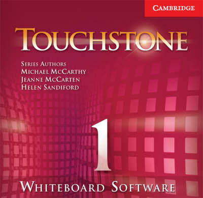 Touchstone Whiteboard Software 1 (CD-ROM)