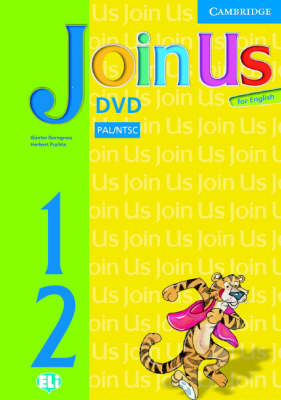 Join Us for English Levels 1 and 2 DVD (DVD video)