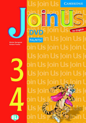 Join Us for English Levels 3 and 4 DVD (DVD video)