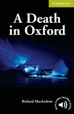 A Death in Oxford Starter/Beginner - Cambridge English Readers (Paperback)