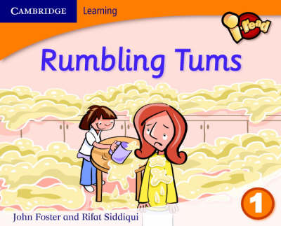 i-read Year 1 Anthology: Rumbling Tums - I-read (Paperback)