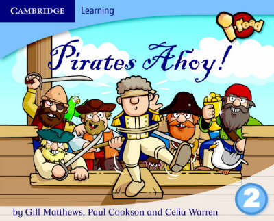 i-read Year 2 Anthology: Pirates Ahoy! - I-read (Paperback)