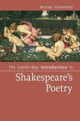 Cambridge Introductions to Literature: The Cambridge Introduction to Shakespeare's Poetry (Paperback)
