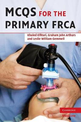 MCQs for the Primary FRCA (Paperback)