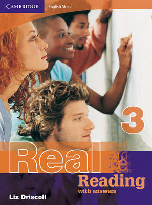 Cambridge English Skills Real Reading 3 with answers (Paperback)