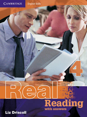 Cambridge English Skills Real Reading 4 with answers (Paperback)