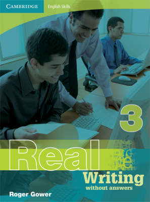 Cambridge English Skills Real Writing 3 without answers (Paperback)