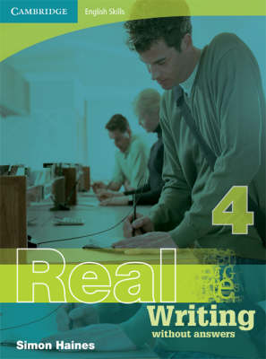 Cambridge English Skills Real Writing 4 without answers (Paperback)