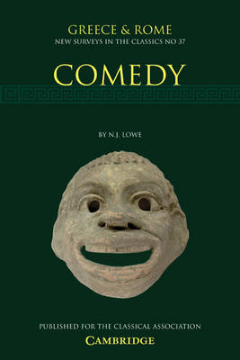 Comedy - New Surveys in the Classics 37 (Paperback)