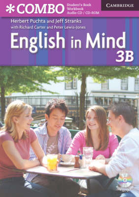 English in Mind Level 3B Combo with Audio CD/CD-ROM: Level 3B