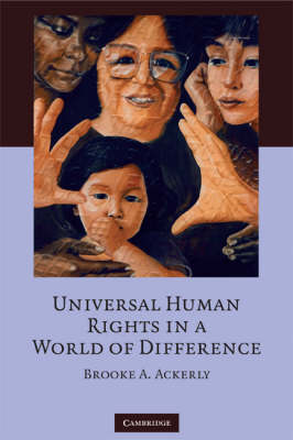 Universal Human Rights in a World of Difference (Paperback)