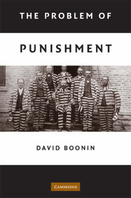 The Problem of Punishment (Paperback)