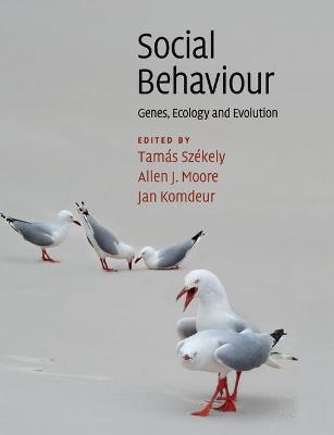 Social Behaviour: Genes, Ecology and Evolution (Paperback)