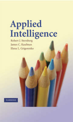 Applied Intelligence (Paperback)