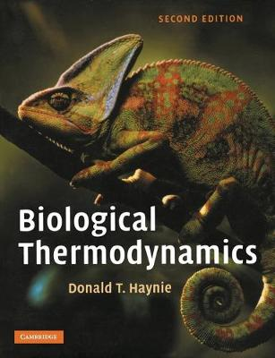 Biological Thermodynamics (Paperback)