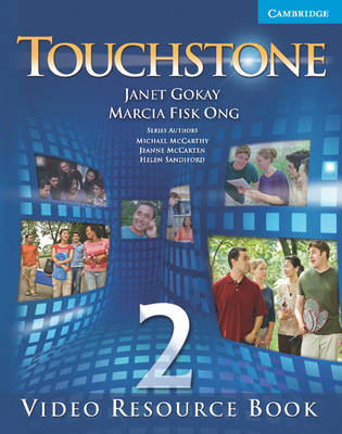 Touchstone Level 2 Video Resource Book (Paperback)