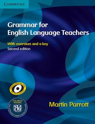 Grammar for English Language Teachers (Paperback)