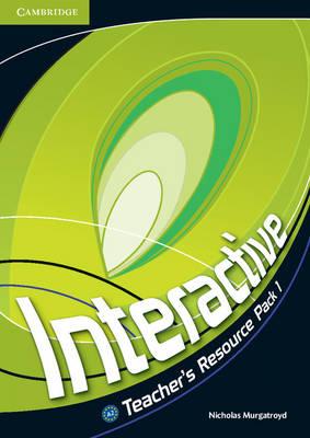 Interactive Level 1 Teacher's Resource Pack (Spiral bound)