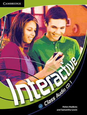 Interactive Level 1 Class Audio CDs (3) (CD-Audio)