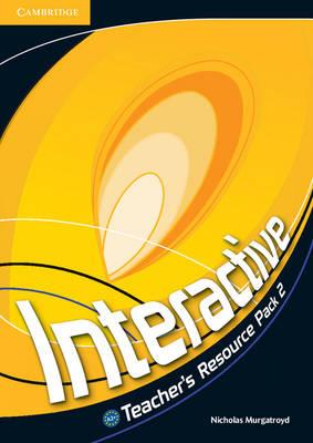 Interactive Level 2 Teacher's Resource Pack (Spiral bound)