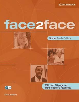 Face2face Starter Teacher's Book (Paperback)