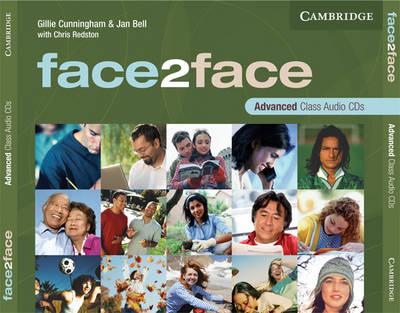 face2face Advanced Class Audio CDs (3) (CD-Audio)