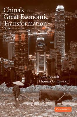 China's Great Economic Transformation (Paperback)