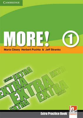 More! Level 1 Extra Practice Book (Paperback)