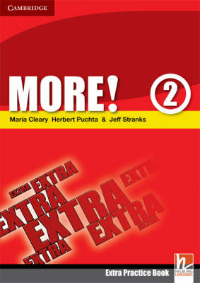 More! Level 2 Extra Practice Book (Paperback)