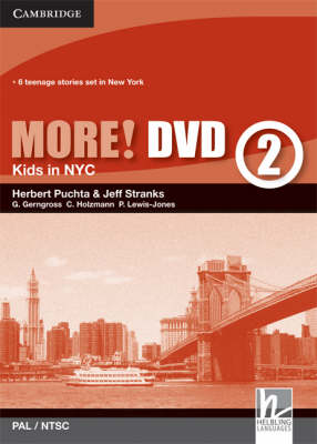 More! Level 2 DVD (DVD video)