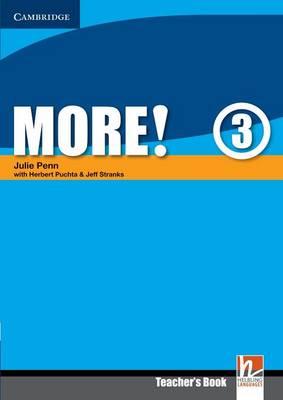 More! Level 3 Teacher's Book (Paperback)