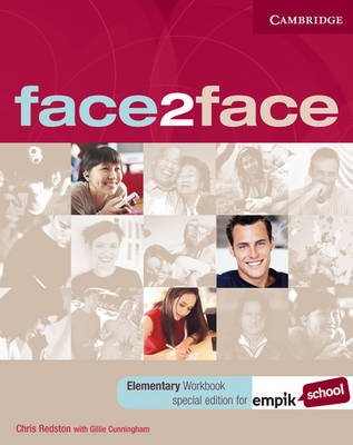 Face2face Elementary Workbook with Key EMPIK Polish Edition (Paperback)