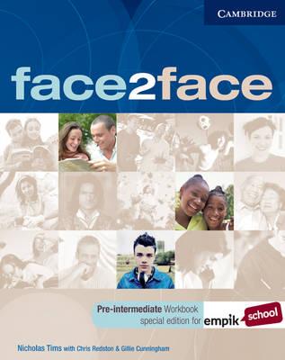 Face2face Pre-intermediate Workbook with Key EMPIK Polish Edition (Paperback)